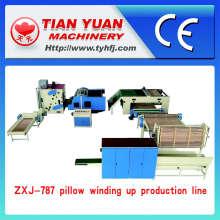 Automatische Kissenwicklung Produktionslinie (ZXJ-787)