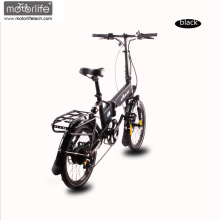 Morden Design 36V350W mini folding electric bike with hidden battery,ebike