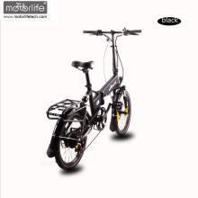 Morden Design 36V350W mini bicicleta elétrica de dobramento com bateria escondida, ebike
