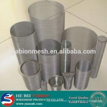 Malla de alambre de acero inoxidable de procesamiento profundo y productos de malla de alambre