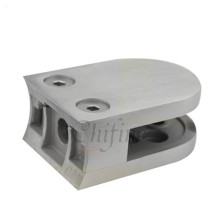 OEM Stainless Steel 316 Clamps for Glass