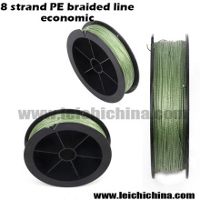 Popular 8 Strands Braided Fishing Line