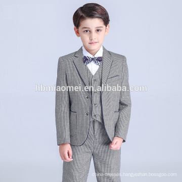 Korea style wester wear wedding boy dress for baby boy