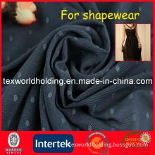 Polyester Black Jacquard Fabrics (JNE3116)