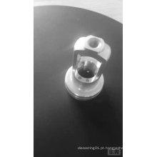 material de alumínio fundição usinagem de peças de carro roda