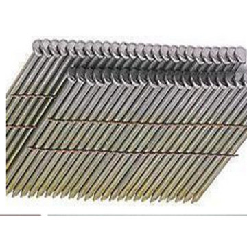 28 Degree Wire Collated Strip Nail
