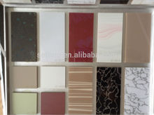 Water Proof /1mm High Gloss Acrylic Coating Sheet Laminted MDF Veneer For Furniture/Kitchen Cabinet