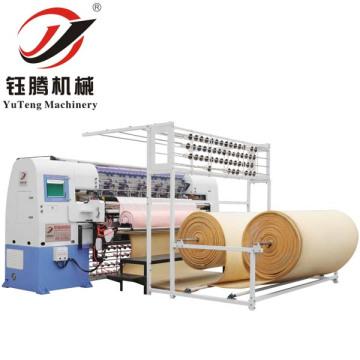 Máquina de estofamento multifuncional de ponto de corrente informatizada YTNC96-3-6