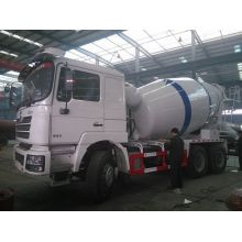 SHACMAN portable concrete mixers machine for sale
