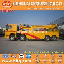 SINOTRUK HOWO Hochleistungs-Rotator-Wracker-Abschleppwagen zum Verkauf