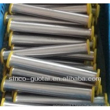 304 316 tube de bobine sanitaire serré