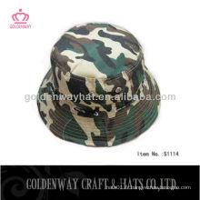 Chapeau de seau à camouflage