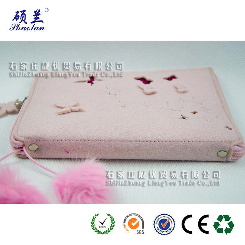 High Quality Felt Notebook Cover