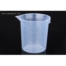 Plastic beker 500ml