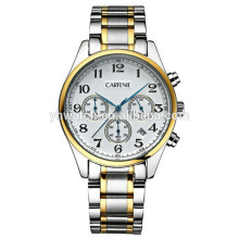 Yonghao montre usine haute qualité multifonction montres en acier inoxydable matériel