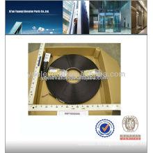 Kone cable de elevador de viaje KM770080G60
