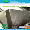 Antique Silver Vein Powder Coating Paint