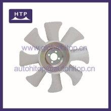 Lame de ventilateur de pièces de rechange de ventilateur automatique pour MAZDA 0431-1501-0001 SL-T T3500 410MM-41-65