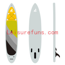 high pressure inflatable paddle surfboard