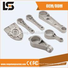 China Hangzhou fabricação CNC usinagem peças de scooter elétrico