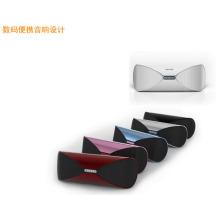 Haut-parleur miniature de haut-parleur pratique de 3,0 haut-parleurs avec l'acoustique portative
