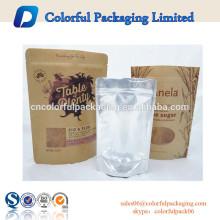 Aluminiumfolie ausgekleidet Lebensmittelverpackung Handwerk Papiertüte