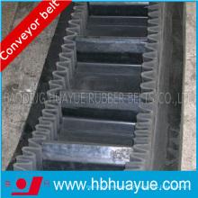 Ceinture en caoutchouc de paroi latérale Ep / Nn haute résistance de 100n / mm-600n / mm
