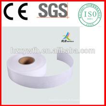 Tiras Depilatory não tecidas de Spunlace & papel de cera depilatory de papel