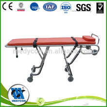 Medical Ambulance Stretcher For Paramedic, Transfer Stretcher