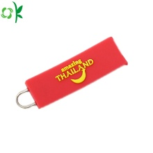 Popular Customized Silicone Zipper Puller para la venta
