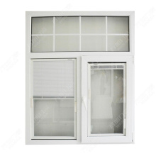 Preço de fábrica Huiwanjia Oem Design Pvc Roof Windows