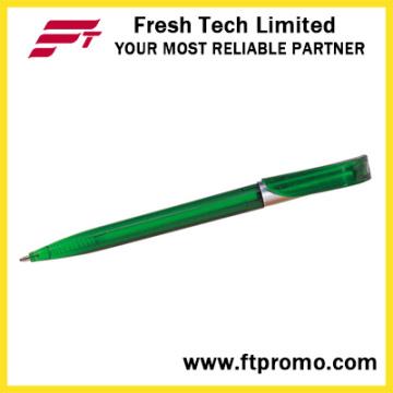 Пластиковая шариковая ручка