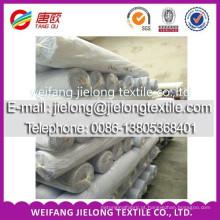 Cores da forma de 2014 100% tecido de sarja de algodão sólido estoque em weifang
