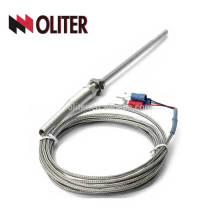 Électrique furance rlatinum résistance thermique RTD thermocouple température wzp pt100 pt1000 capteur