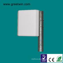 698-2700MHz Außenwandmontierte Antenne / Lte 4G Richtungspanel Antenne (GW-OWMA70277D)
