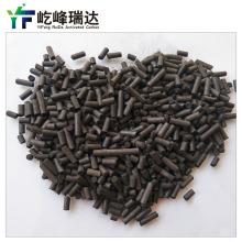 Ningxia Hot sale carvão carvão ativado colunar