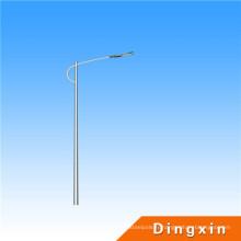 Fabricant Q235 9m haut lampadaire en acier en acier