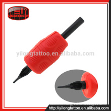 New Fashion Professional disposable tattoo grip with black tip
