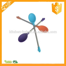 Top-selling Durable Silicone Coffee Tool Spoon