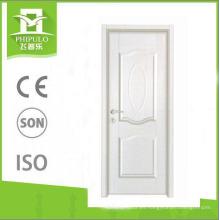Proveedor de oro MDF panel interior melamina puerta de madera para la venta
