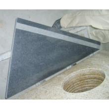 G654 Granite, Dark Grey Granite, G654 Granite for Steps and Risers, G654 for Wall and Floor