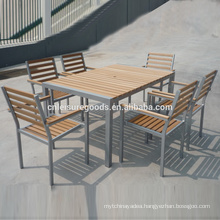 Plastic wood quality patio furniture