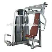 équipement de conditionnement physique de machine de presse de coffre de vente chaude / matériel commercial de gymnase de qualité / équipement de force chargé par goupille fabriqué en Chine