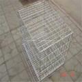 Gaiola de arame de pássaro de malha de arame de aço inoxidável