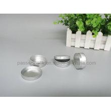 Frasco de creme cosmético de alumínio com tampa deslizante (PPC-ATC-092)