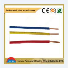 1,5 мм одножильный ПВХ изоляцией гибкий электрический провод 300 / 500В и 450 / 750В медный сердечник изоляция из ПВХ витая гибкая проволока