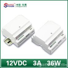 Rail d'alimentation 12VDC 36W 60W