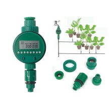Factory directly provide for Supply Greenhouse Drip Irrigation System, Greenhouse Micro Irrigation System , Plant Drip Irrigation to Your Requirements Irrigation Garden Timers Control Water Valve with Timer export to Solomon Islands Exporter