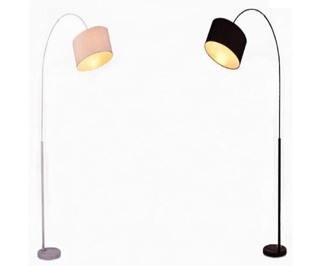 Long Arm Standing Lamps