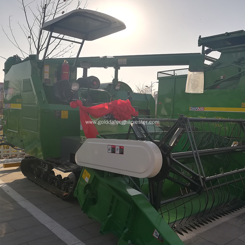 crawler type rice combine harvester HST replacement 45cc